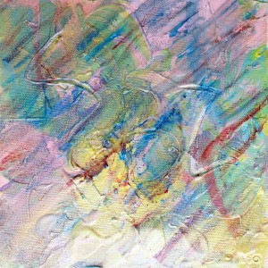 BZ Abstract Painting